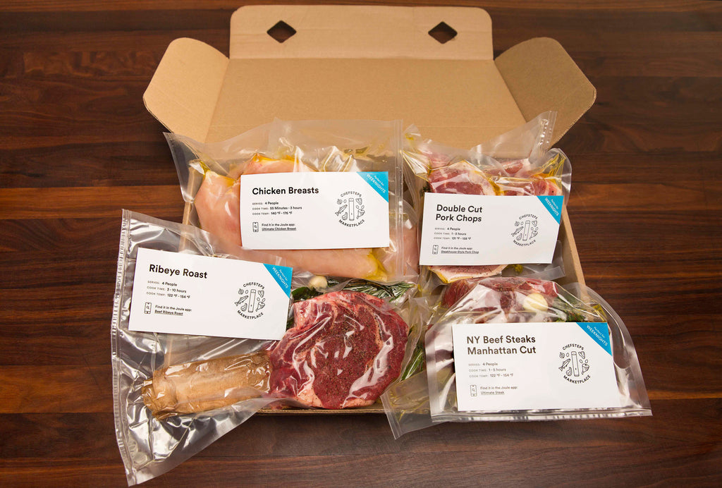 Heritage Meats Combo Pack (Party + Weeknights))