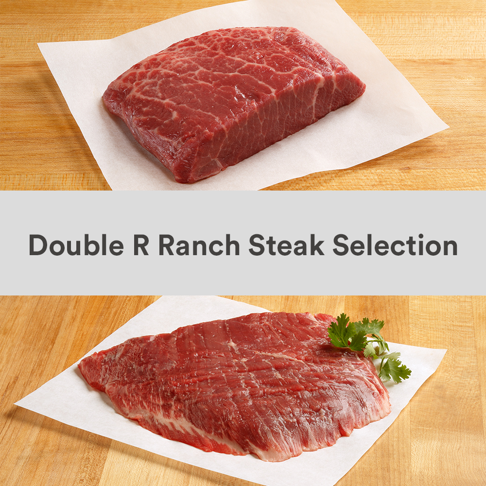 Double R Ranch Steak Selection)