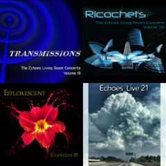 NEW! Echoes Living Room Concert 4-Pack