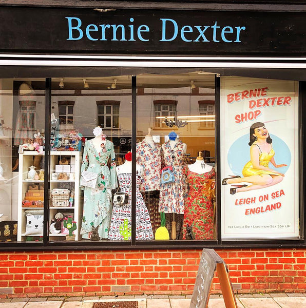 Bernie Dexter Leigh On Sea England is OPEN!