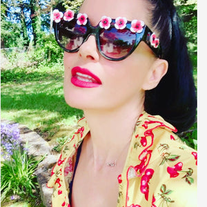 Poppy Party Sunglasses