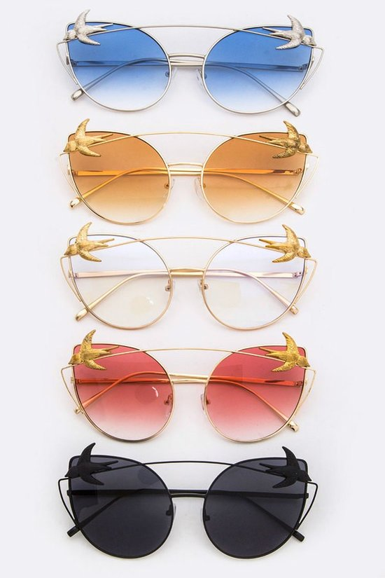 Spare-o Pair of Cat Eye Sunglasses - Bernie Dexter