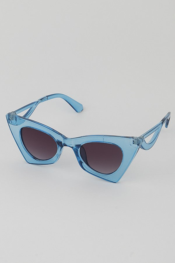 Vamp Glam Extreme Cat Eye Sunglasses