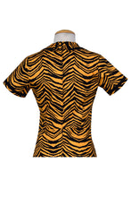 Nashville Boogie Dress in Jungle Tiger - Bernie Dexter
