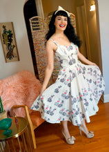 Vera dress in Oodles of Poodles print