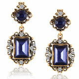 Royal Style Earrings-Bijoux Exclusive