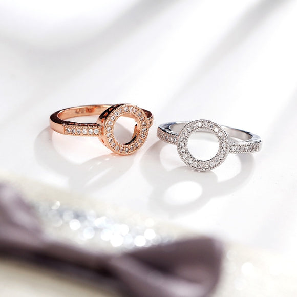 Rose Gold Charming Ring-Bijoux Exclusive-Bijoux Exclusive