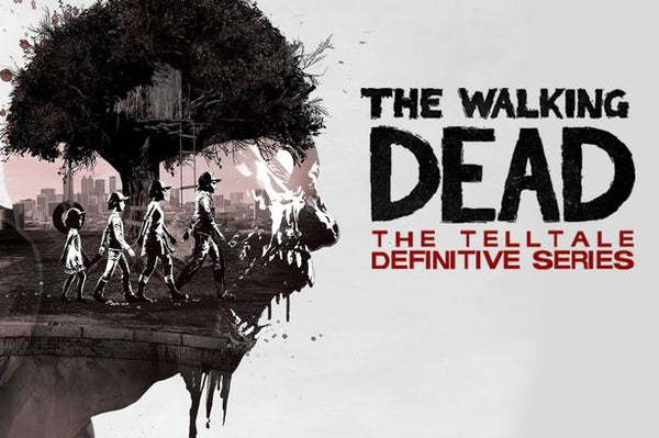 The Walking Dead : The Telltale Definitive Series PC Download Windows Computer Game