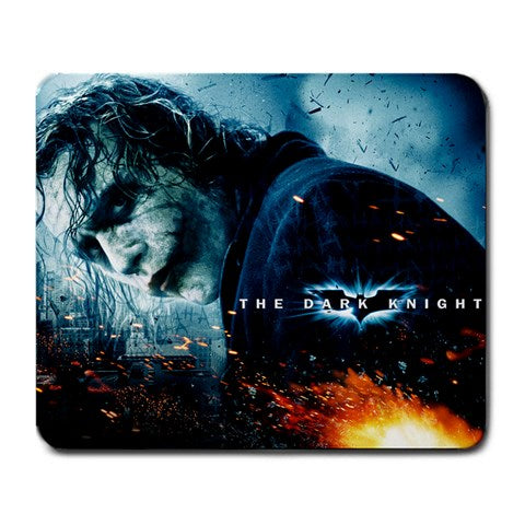 The Dark Knight Joker Mouse Pad