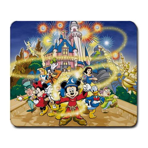 Disney Theme Park Animated Mouse Pad