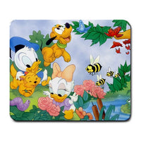 Disney Babies Donald Duck Daisy and Pluto Mouse Pad