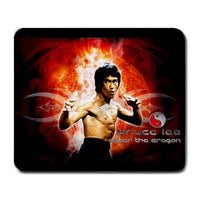 Bruce Lee Enter the Dragon Mouse Pad