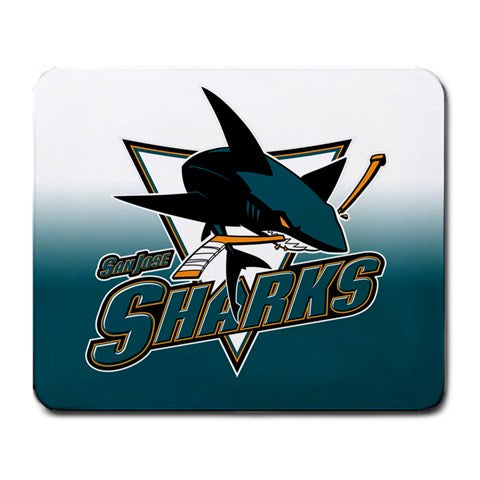 San Jose Sharks Mouse Pad