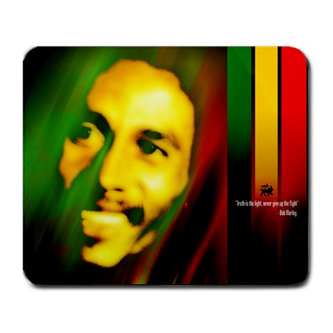 Bob Marley Tribute Mouse Pad