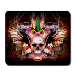 Skull Abstraction Creations Mouse Pad