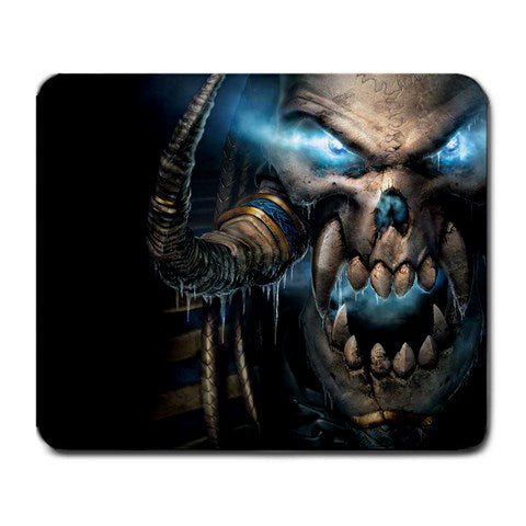 Scourage Skull Mouse Pad