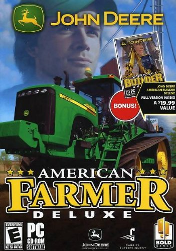 John Deere American Farmer Deluxe PC Download Windows Computer Game