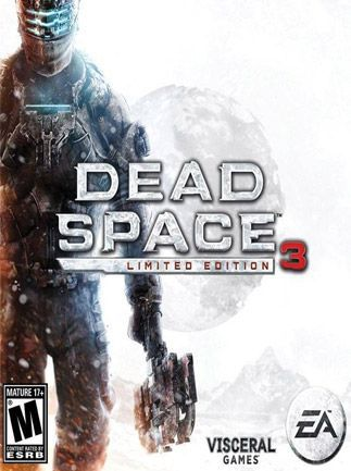 Dead Space 3 Limited Edition with DLCs PC Download Windows Computer Game