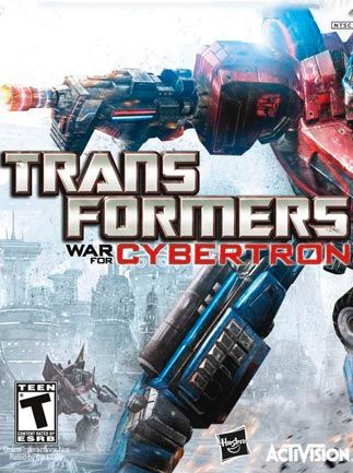 Transformers War for Cybertron PC Download Windows Computer Game