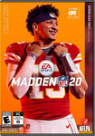 Madden NFL 20 Origin EA Key Gift Code PC Download Windows Computer Game