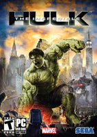 The Incredible Hulk PC Download Windows Computer Game