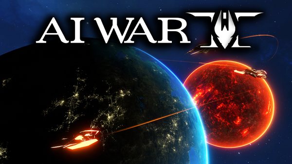 AI War 2 Steam Key Gift Code PC Download Windows Computer Game