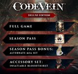 CODE VEIN Deluxe Edition PC Download Windows Computer Game