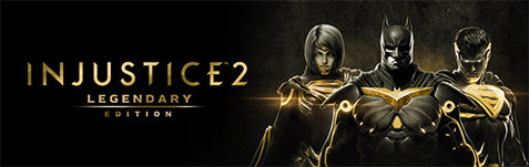 Injustice 2 Legendary Edition + DLCs