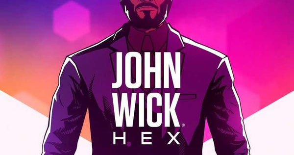 John Wick Hex Search PC Download Windows Computer Game