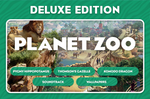 Planet Zoo Deluxe Edition Offline Account PC Download Windows Computer Game
