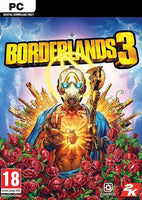 Borderlands 3 Epic Games Key Gift Code PC Download Windows Computer Game