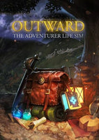 Outward Steam Key Gift Code PC Download Windows Computer Game