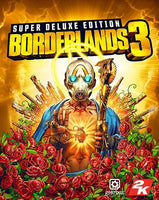 BORDERLANDS 3 SUPER DELUXE EDITION PC Steam Offline Account PC Download Windows Computer Game