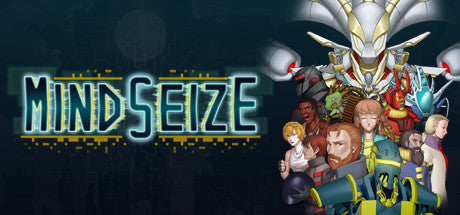 MindSeize Steam Key Gift Code PC Download Windows Computer Game