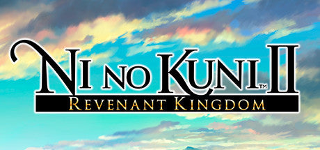 Ni no Kuni II: Revenant Kingdom Steam Key Code PC Download Windows Computer Game