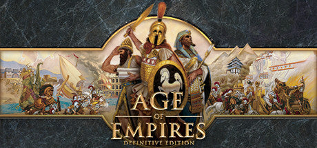 Age of Empires: Definitive Edition PC Download Windows Computer Game