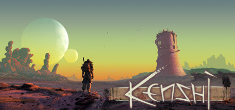 Kenshi Steam Key Code PC Download Windows Computer Game