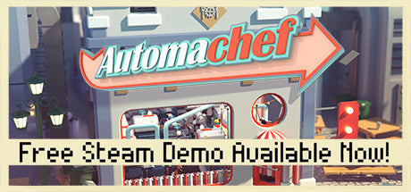 Automachef team Key Gift Code PC Download Windows Computer Game