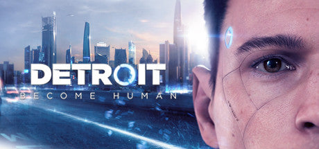 Detroit: Become Human Epic Games Key Gift Code PC Download Windows Computer Game