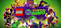 LEGO® DC Super-Villains with DLCs PC Download Windows Computer Game