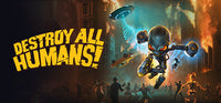 Destroy All Humans! Steam Key Gift Code PC Download Windows Computer Game
