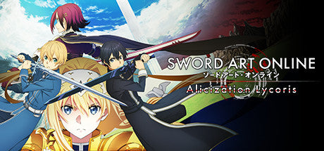 SWORD ART ONLINE Alicization Lycoris Steam Key Gift Code PC Download Windows Computer Game