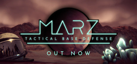 MarZ: Tactical Base Defense Steam Key Gift Code PC Download Windows Computer Game
