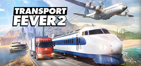 Transport Fever 2 Steam Key Gift Code PC Download Windows Computer Game