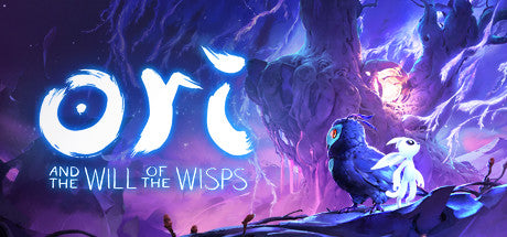 Ori and the Will of the Wisps Steam Key Gift Code PC Download Windows Computer Game
