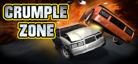 Crumple Zone Steam Key Gift Code PC Download Windows Computer Game