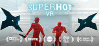 SUPERHOT VR Steam Key Gift Code PC Download Windows Computer Game