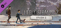 Life is Strange 2 Episode 1 & 2 +The Awesome Adventures of Captain Spirit Steam Key Code PC Download Windows Computer Game