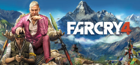Far Cry® 4 with DLCs PC Download Windows Computer Game