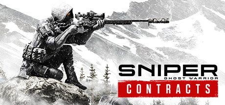 Sniper Ghost Warrior Contracts Steam Key Gift Code PC Download Windows Computer Game